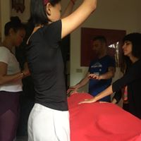 Reiki group practice Chiang Mai